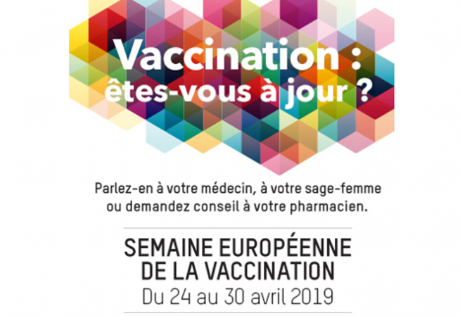 illustration vaccination 2019